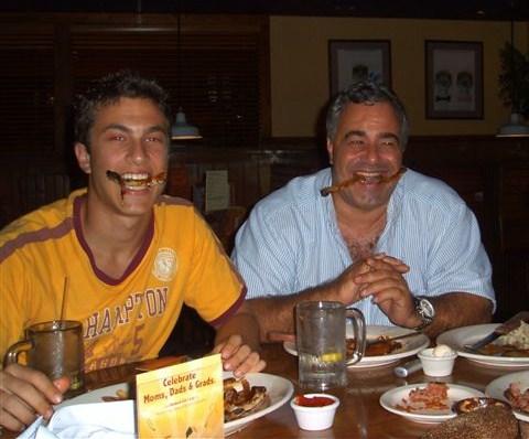 תמונות רון ורועי 2007 ימי הולדת והטיול לצפון 171